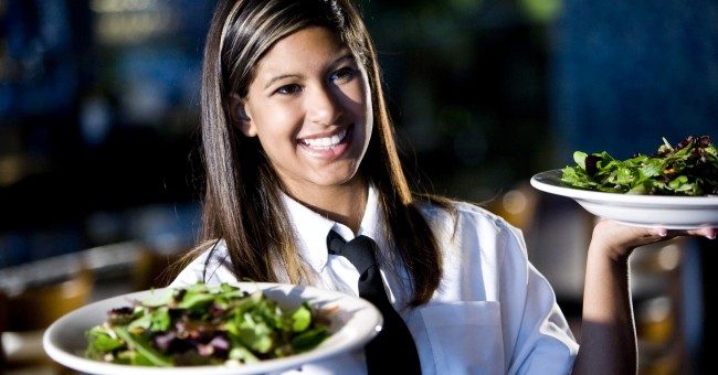 waitress_service_food_salad_cafe